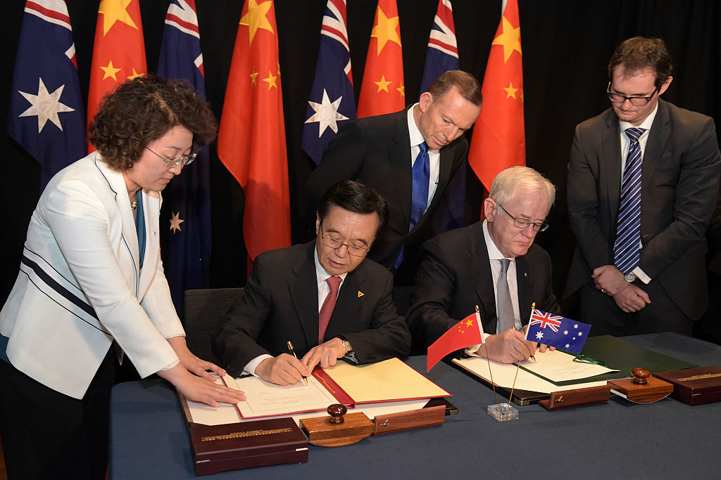 The China Australia Free Trade Agreement Lessons For Canada Asia
