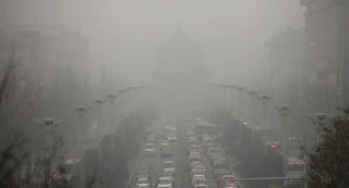 air quality in china